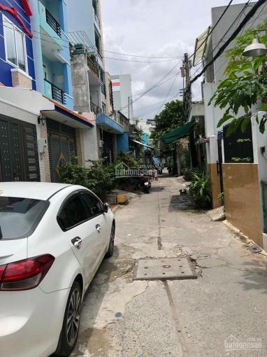 HXH Nguyễn Ngọc Nhựt, Tân Phú. DT 4x15m vuông vức.LH 0906683837 ảnh 0