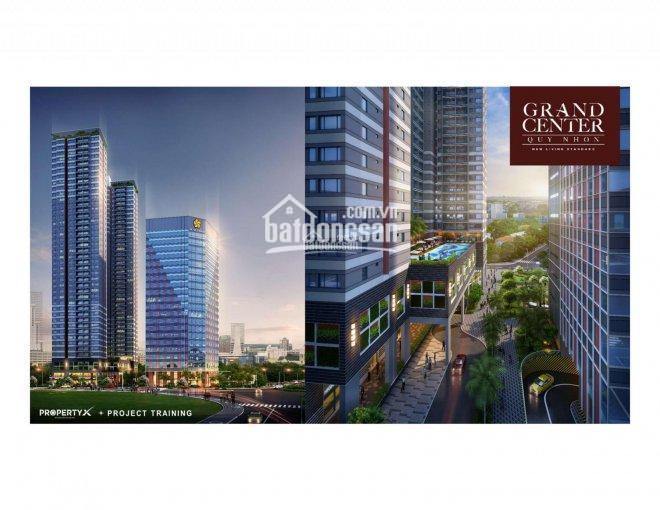 Tập đoàn Hưng Thịnh bán CH cao cấp Grand Center ngay vòng xoay, chỉ 1.7 tỷ/căn. LH 0903042938 ảnh 0