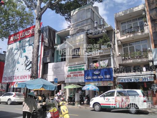Bán nhà mặt tiền đường Trần Bình Trọng, quận 5 (4m x 20m), giá chỉ 22 tỷ ảnh 0