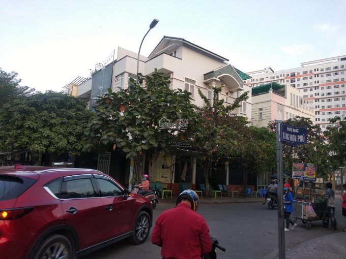 Bán nhà MT 3 tầng chợ đêm Tăng Nhơn Phú, 8x25m=180m2 giá 24 tỷ, thu nhập 100 triệu/tháng ảnh 0