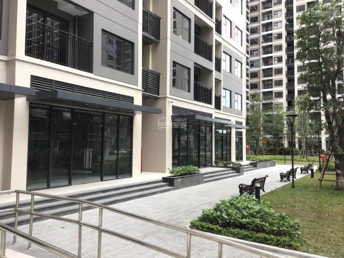 Chính chủ cần bán Shophouse Vinhomes Smart City S1.05 view đường lớn, 121m2 đang cho thuê 50tr/th ảnh 0