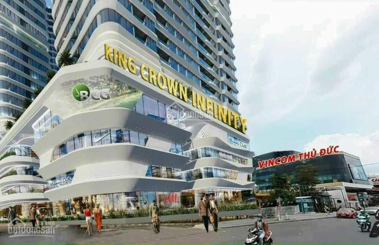 Căn hộ 5 sao King Crown Infinity - biểu tượng độc tôn thành phố Thủ Đức. ảnh 0