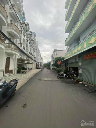 Chủ cần bán nhà 2 mặt tiền HXT 8m đường Dương Quảng Hàm, P5, GV. DT 8,5x22m 1 lầu, giá 11,5 tỷ TL ảnh 0