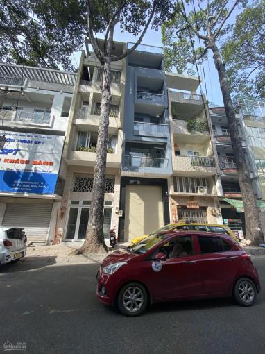 Cần bán nhà mặt tiền Thuận Kiều, Q. 5 ngay BV Chợ Rẫy (8x28m, NH 16m) cực hiếm 49 tỷ ảnh 0