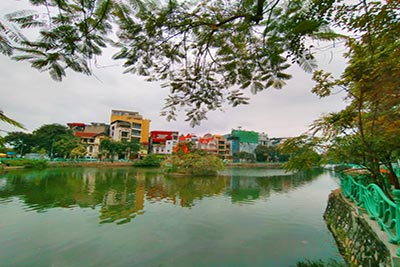 Mặt Hồ Tây phố Yên Hoa, chỉ 201 tr/m2, mặt tiền gần 7m, cần bán nhanh LH: 0934435356 ảnh 0