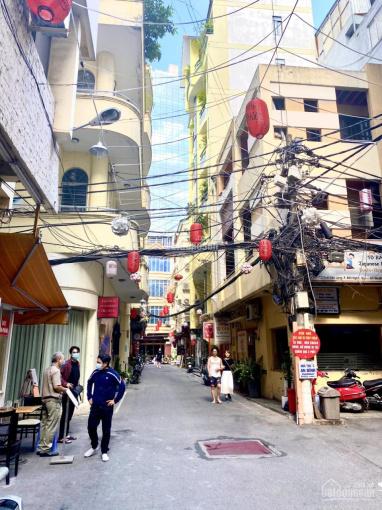Phố Nhật giữa lòng Sài Thành - khu vực hiếm nhà bán, P. Bến Nghé 4 lầu đang cho thuê 55,653 triệu ảnh 0