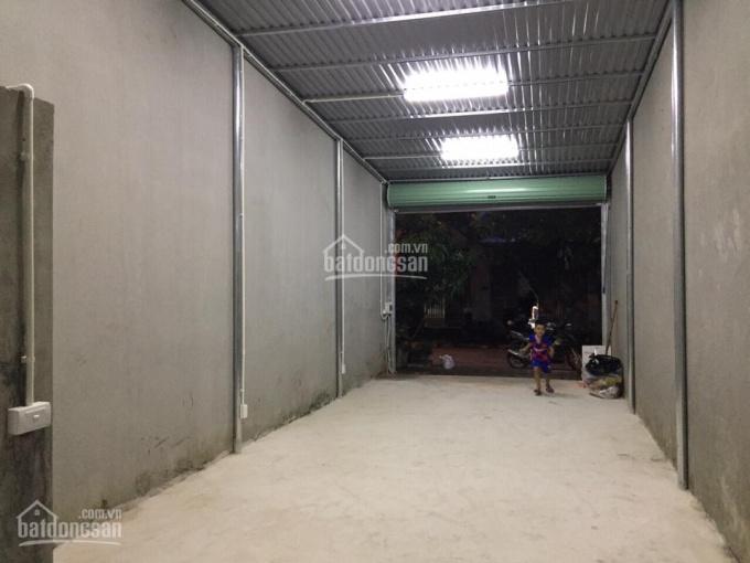 Cho thuê kho, xưởng Vạn Phúc 50m2 có gác xép xe công ra vào thoải mái