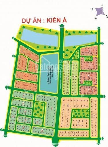 Đất nền dự án Kiến Á, P. PLB, Q9, trục đường chính, Biệt Thự ảnh 0