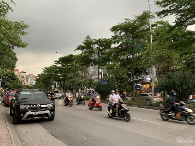 Bán tòa nhà đẹp nhất phố Tuệ Tĩnh, 125m2, 7 tầng mặt tiền 6m, giá 7x tỷ ảnh 0