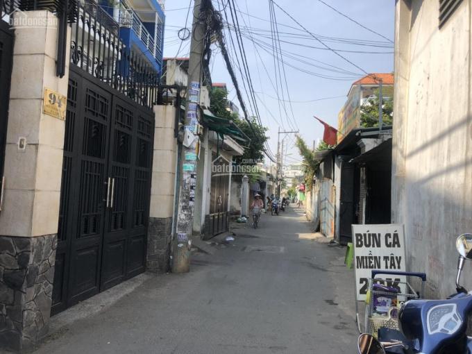 Bán nhà MT NB Nguyễn Khuyến P12 Bình Thạnh, trệt 3 lầu ST 5.2x15m giá 9.5 tỷ ảnh 0