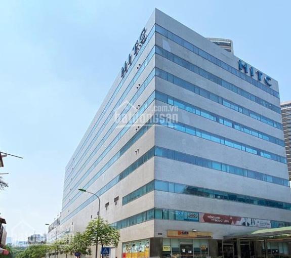 Văn phòng tại tòa nhà HITC phố Xuân Thủy, Cầu Giấy 80,200,250,500... 800m2, giá 250 nghìn/m2/tháng ảnh 0