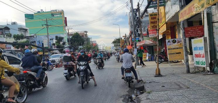 Mặt tiền Quang Trung, phường 14, Gò Vấp DT: 3.7 x 15m đúc 3.5 tấm giá 12 tỷ 600 tr ảnh 0