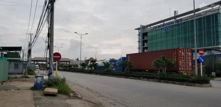 Cho thuê đất 3000m2, 54 triệu/1th, đường Nguyễn Thị Tư, P. Phú Hữu, Quận 9