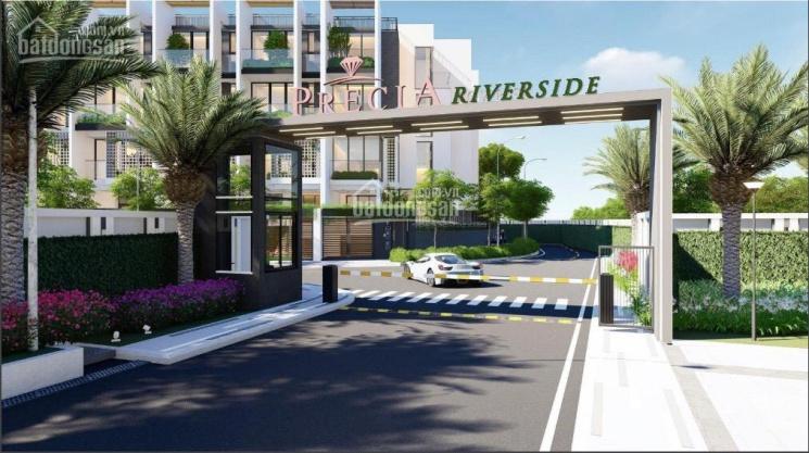 Chính chủ cần bán nhà phố ven sông Precia Riverside An Phú ảnh 0