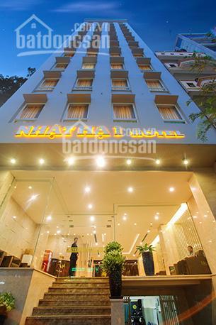 Bán khách sạn hầm + 10L mặt tiền đường Bùi Thị Xuân, Bến Thành. HĐ: 667,83 triệu 85 tỷ ảnh 0
