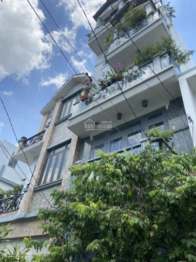 Bán nhà hẻm 98 Cống Lở, P15, Tân Bình 4.5x15m, 3 lầu ST NTCC. Giá 8,2 tỷ ảnh 0