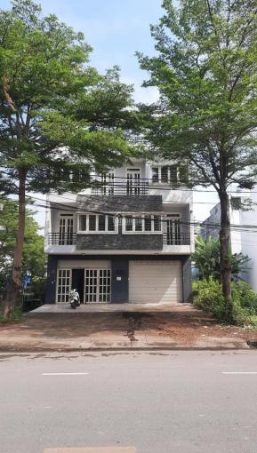 Cho thuê nhà phố KD 10x24m, KDC Phú Lợi, Phạm Thế Hiển, Q.8, giá 40tr/tháng ảnh 0