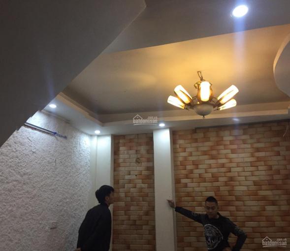 Cho thuê nhà riêng Chính Kinh, Thanh Xuân. Diện tích 35m2, 4 tầng, đồ cơ bản 9 triệu/th, 0973644755 ảnh 0