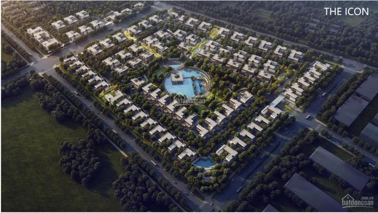 Siêu dinh thự The Icon Swan Park trực tiếp CĐT, TT 50% trong 3 năm, chiết khấu hấp dẫn đến 12%