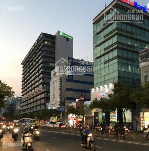 Bán gấp MT Nguyễn Trãi, P. Bến Thành, Q1 giá 45 tỷ DT 4x17m đang cho thuê 155,827 triệu/tháng ảnh 0