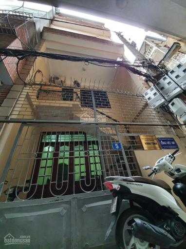 Bán nhà ngõ 62 Trần Quốc Vượng, Dịch Vọng Hậu, Cầu Giấy, HN. 3,5 tầng, 50m2, mặt tiền 4.5m ảnh 0