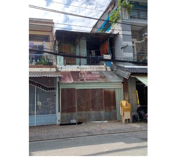 Cần bán nhà nát TC 102m2, mặt tiền Lê Quang Kim, P9, Q8 ảnh 0