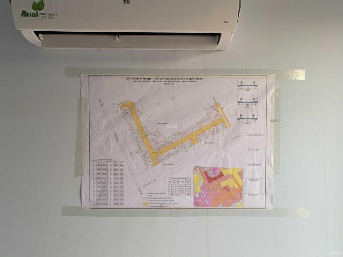 Bán đất dự án đấu giá khu trung tâm thị trấn An Bài - Quỳnh Phụ ảnh 0