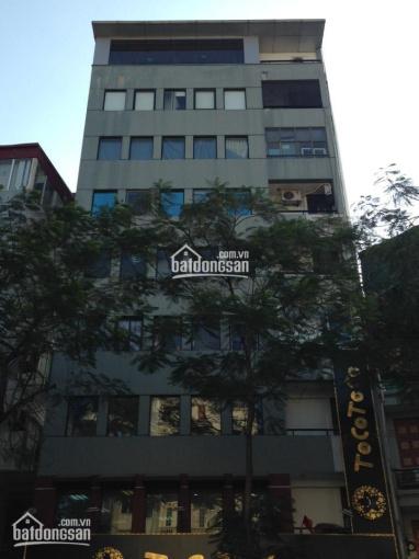 Cho thuê cả nhà mặt phố Trần Đại Nghĩa, Hai Bà Trưng, 75m2 x 5 tầng, 35 triệu, LH 0978587654 ảnh 0