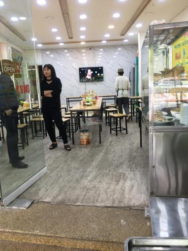 Sang nhượng mặt bằng hàng ăn cực đẹp mặt phố Huỳnh Thúc Kháng DT 90m2, MT 8m giá mềm ảnh 0