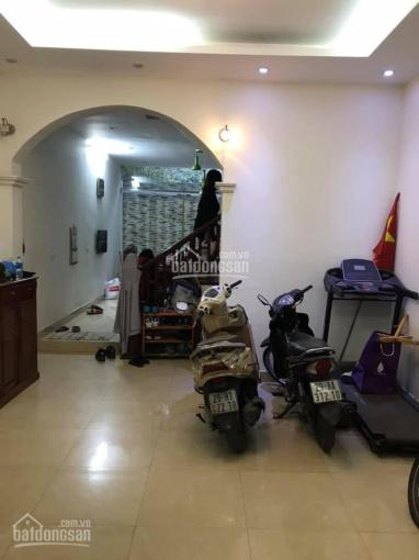 Bán nhà 38m2 5 tầng phố Hoàng Đạo Thúy, Thanh Xuân, lô góc, ngõ to, giá rẻ 3,45 tỷ ảnh 0