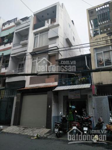 Nhà cần bán gấp, diện tích 33m2, hẻm 1/ Nguyễn Tiểu La, Quận 10 sổ hồng riêng có sẵn ảnh 0