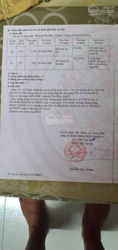 Do kẹt tiền nên gia đình cần bán gấp 1 căn nhà mặt tiền đường Nguyễn Duy Trinh đang cho thuê, 153m2 ảnh 0