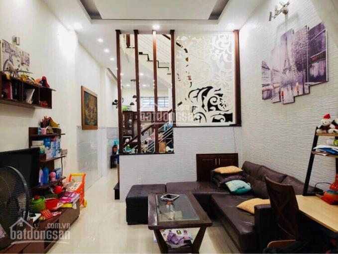 Bán nhà đường Lê Quang Định, P11, Bình Thạnh 62m2, giá 6,5 tỷ ảnh 0
