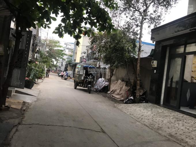 Bán nhà Gò Vấp - Lê Văn Thọ 4x17m, giá 5.5 tỷ hẻm xe hơi thông 2 đầu ảnh 0