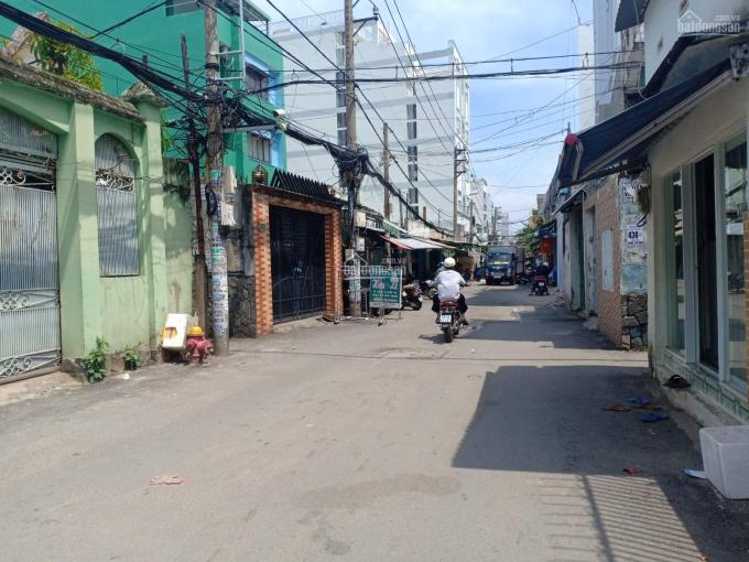 HXT Bùi Đình Túy, gần UBND, 5 x 14 m, 4 tầng, CN đủ: 65,7m2, chắc chắn, NTCC, sân để ô tô 9.2tỷ TL ảnh 0