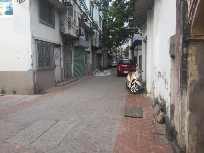 Căn hộ tầng 2 chung cư Đông Ngạc (xóm 4A - ngõ 81 Đông Ngạc) mặt ngõ ô tô tránh, đỗ ngày đêm ảnh 0