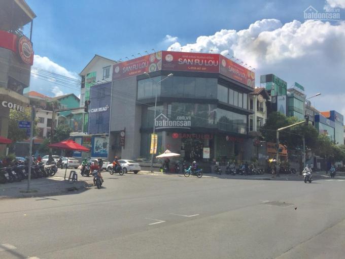 Bán nhà góc 2MT Phan Xích Long - Hoa Phượng Sanfulou đang thuê, 16x16m giá 140 tỷ TL ảnh 0