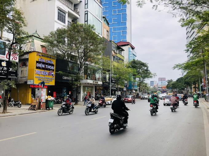 Bán gấp nhà MP Thái Thịnh, Đống Đa, 2 mặt tiền 118m2, MT 7 m, cao tầng, kinh doanh siêu đỉnh ảnh 0