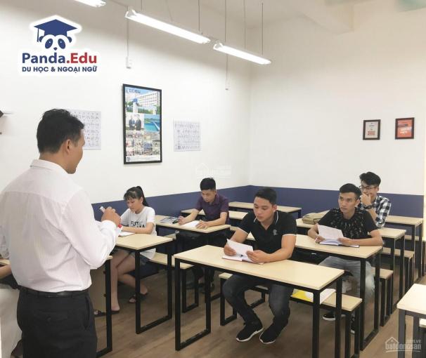 Thuê phòng học giá rẻ nhất Hải Phòng - thiết kế đẹp sang trọng - full 24 học sinh - 120k/ buổi