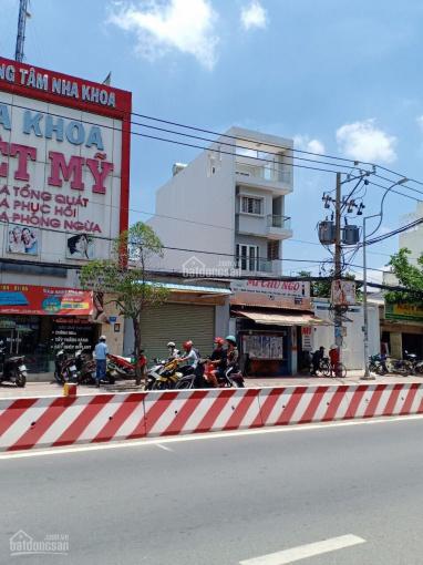 Bán đất MT đường Nguyễn Văn Linh, Q7. DT CN 729m2, giá 92 tỷ, GTHL ảnh 0