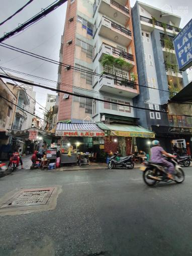 Cần tiền bán gấp nhà mặt tiền Trần Hưng Đạo, HĐ thuê 100tr/tháng. Chỉ 45 tỷ TL ảnh 0