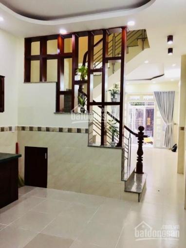 Bán nhà hẻm 80 Phan Văn Hân, P17, Quận Bình Thạnh 44m2 SHR ảnh 0