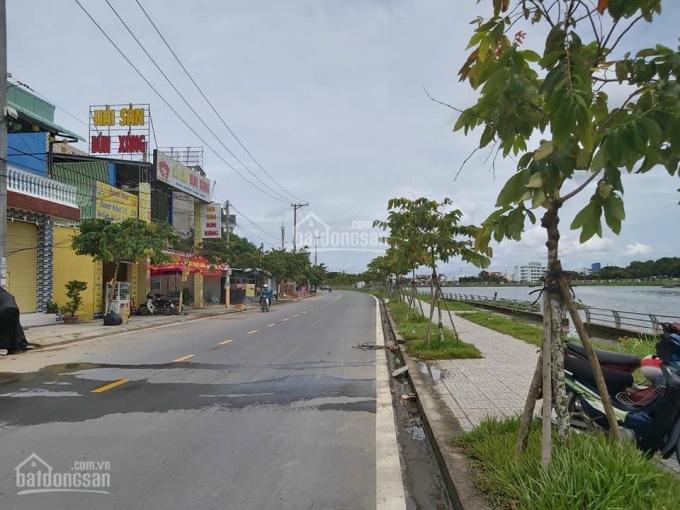 Bán đất mặt tiền Hồ Bún Xáng, P. An Khánh, ngang 7,48m dài 32m thổ cư đặc giá 13,6 tỷ ảnh 0