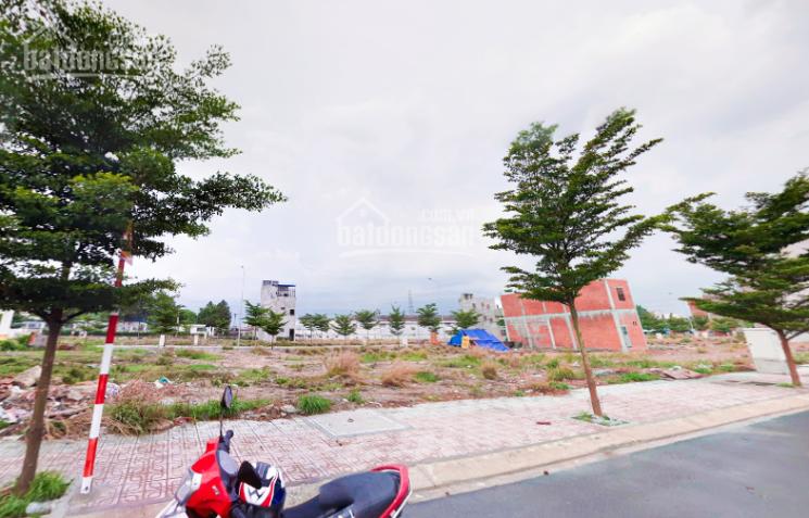 Bán đất vị trí đẹp gần trường THPT Bình An,Dĩ An,Bình Dương, 80m2, XDTD, 0965849704 ảnh 0