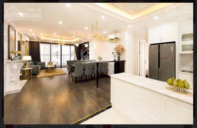 Do không có nhu cầu sử dụng nên tôi muốn bán căn hộ 150m2 - tầng trung - tòa B - giá 5,35 tỷ ảnh 0