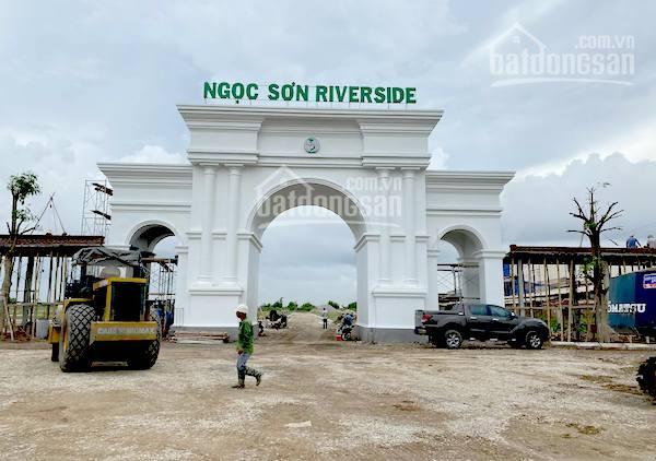Chuyển nhượng 1 số lô đất dự án Ngọc Sơn Riverside, cơ hội đầu tư đất nền giá tốt tại TP Hải Dương ảnh 0