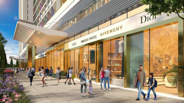 Ra mắt shophouse khối đế dự án Dolce Penisola, giá chỉ từ 1.5 tỷ/căn, trả góp 3 năm không lãi suất