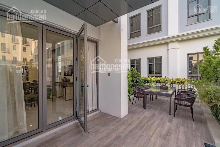 Cho thuê 1 căn biệt thự song lập tại dự án The Manor Central Park ảnh 0