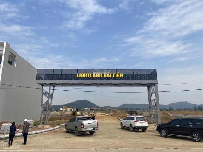 Bán nhanh lô đất 90m2 view mặt chợ, trung tâm thương mại dự án Lightland Hải Tiến LH 0971588000 ảnh 0