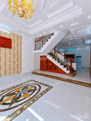 Bán nhà kiểu biệt thự trệt 2 lầu đường Phan Huy Chú KDC Thới Nhựt - 4.6 tỷ ảnh 0